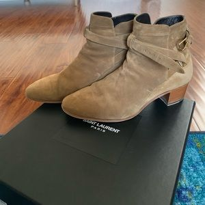 Saint Laurent Blake Booties